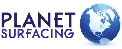 LPlanet Surfacing logo