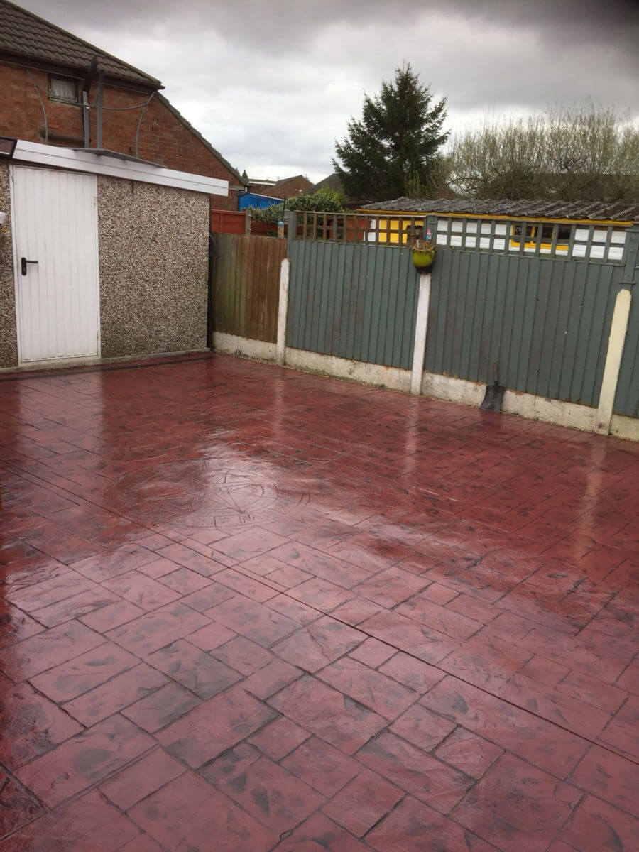 After - Driveway reseal in Heald Green, Stockport